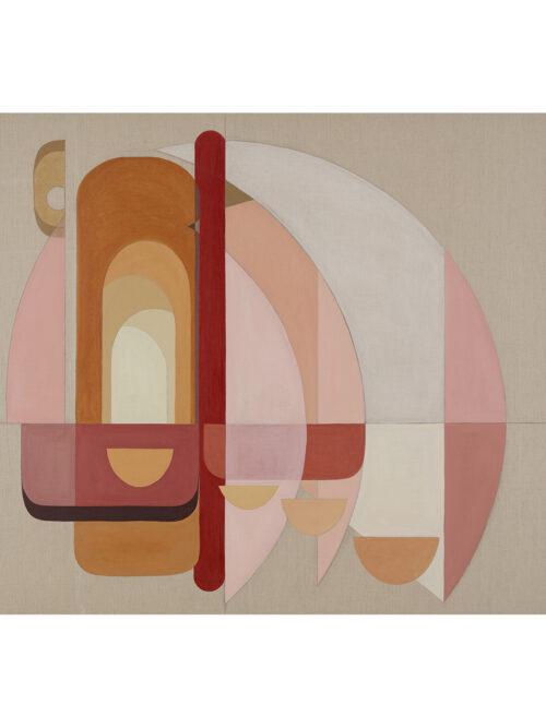 Original abstract artwork Magna Arch