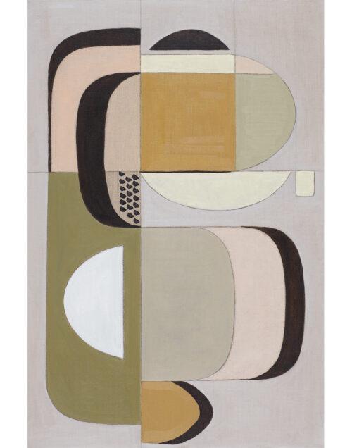 Original abstract artwork Terra Arch